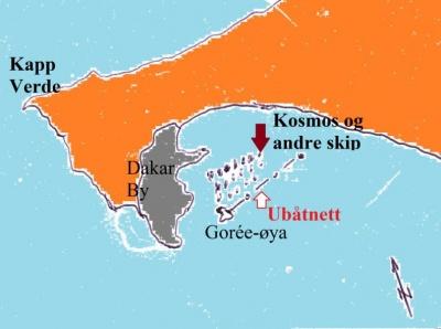 plattformer i nordsjøen kart